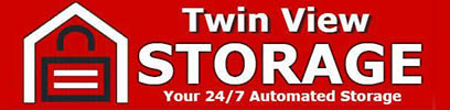Twin View Storage Logo