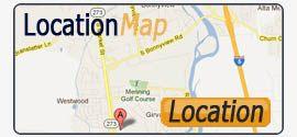 Location Map - Twin View Storage