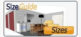 Size Guide - Twin View Storage