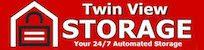 Twin View Storage Logo